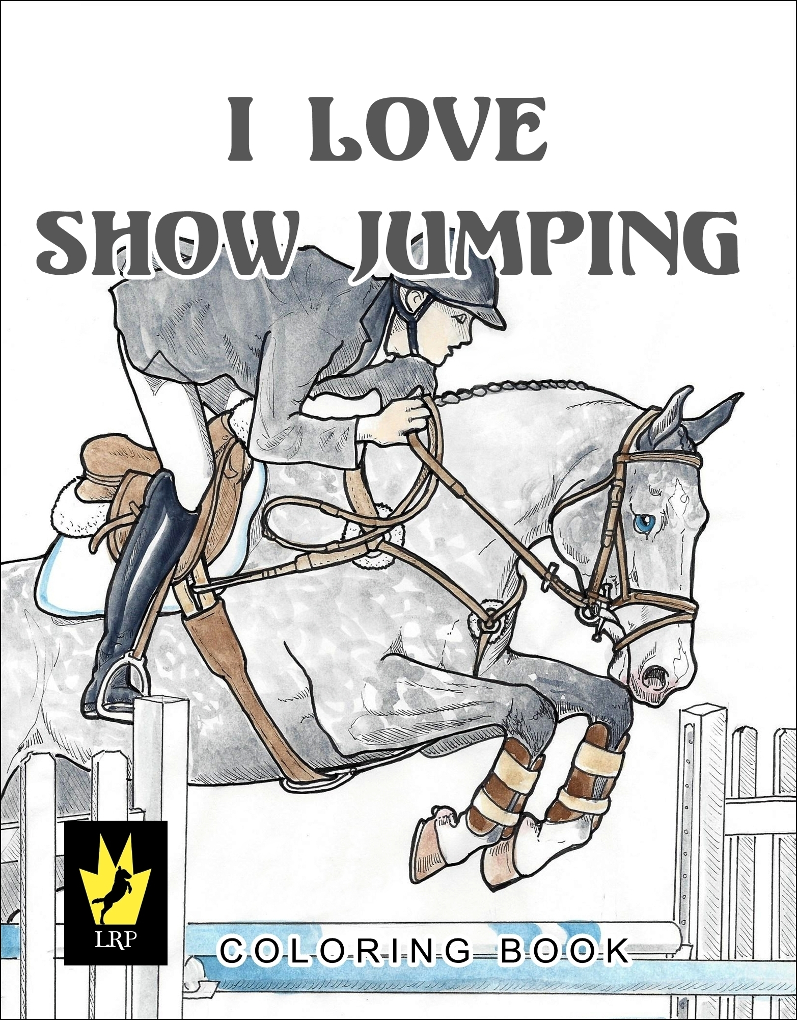eventing coloring pages - photo#42